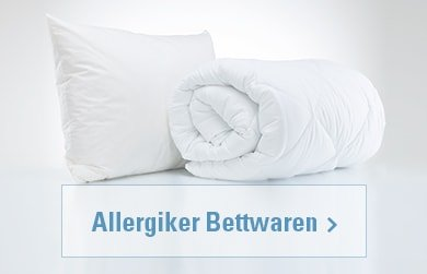Allergiker Bettwaren
