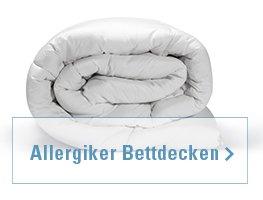 Allergiker Bettwaren direkt vom Hersteller günstig kaufen
