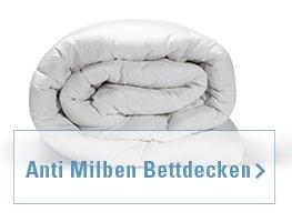 Anti Milben Bettdecken